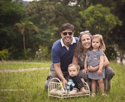 Elisa Scarpa & Família