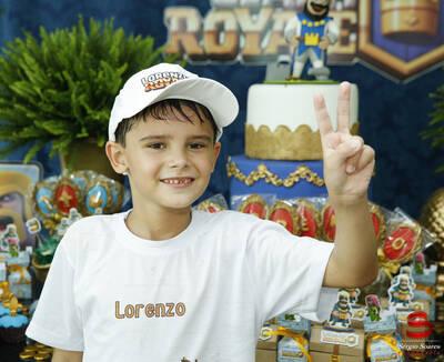 Aniversário Lorenzo