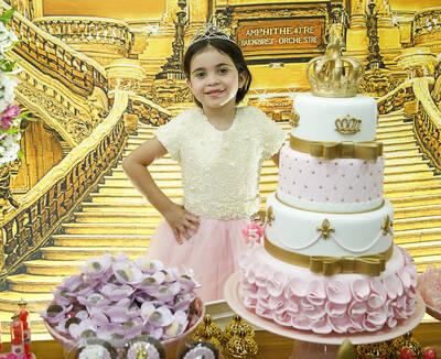Aniversário Anna Beatriz