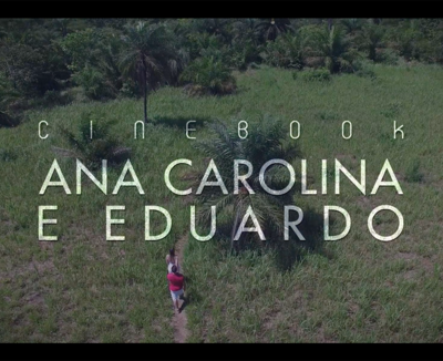 Cinebook Ana Carolina & Eduardo