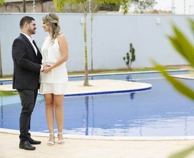 Casamento Civil Pedro & Fernanda
