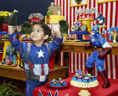 Aniversário 3 Anos Vitor Hugo
