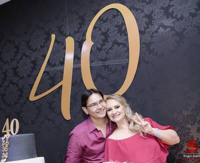 Aniversário 40 Anos Fernando