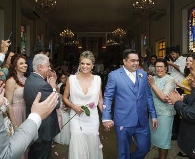 Casamento Luciane & João