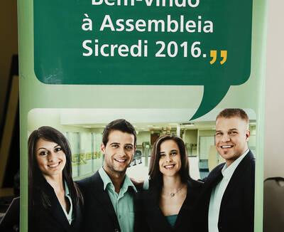 Assembléia Sicredi 2016