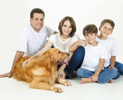 Book Família Garcia