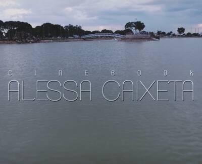 Cinebook Alessa Caixeta