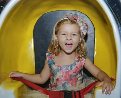 Aniversário 3 Anos Theodora