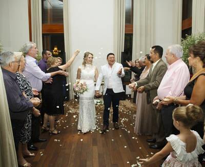 Casamento Civil Stefany & Ricardo
