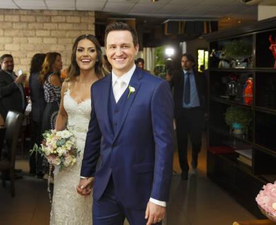Casamento Poliane & Tiago