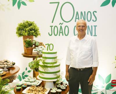 70 Anos João Clini