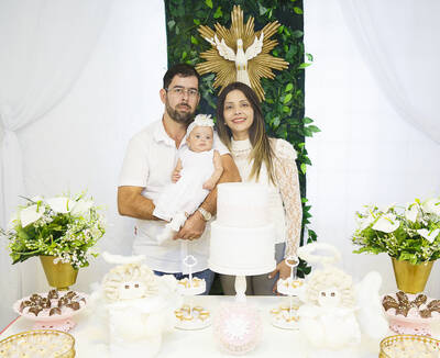 Batizado Ana Julia