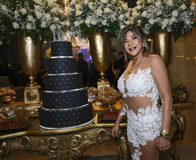 Aniversário Denise Gomes