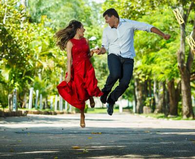 Pré wedding Eidra & Erico