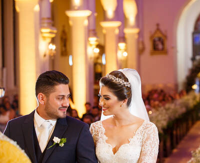 Casamento Fernanda & Caio