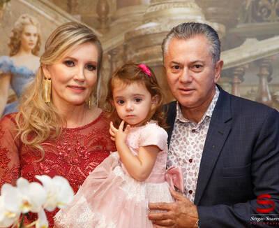 Aniversário Maria Valentina