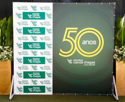 50 Anos Laboratório Carlos Chagas