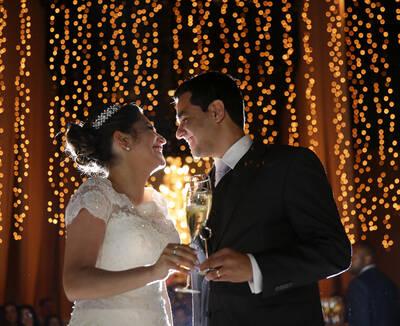 Casamento Aline & André
