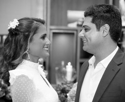 Noivado Caroline & Thomaz