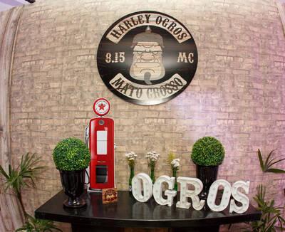 3 Anos Harley Ogros MC Mato Grosso