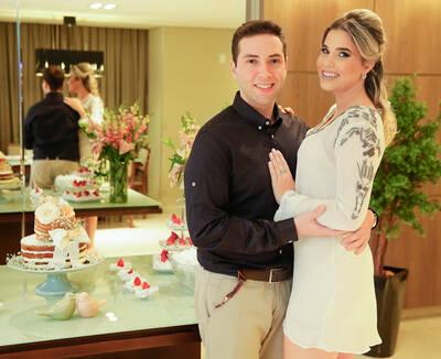 Noivado Julia & Gustavo