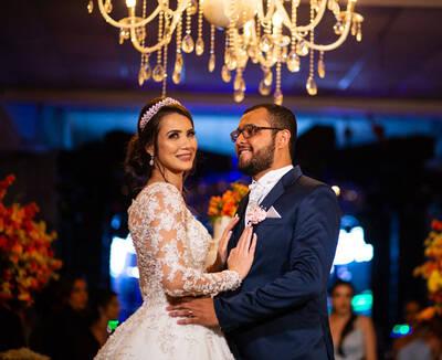 Casamento Aline & Benedito