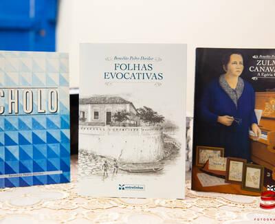 Lançamento Livro Folhas Evocativas de Benedito Pedro Dorileo