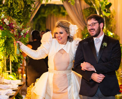 Casamento Flavia & Cleyton