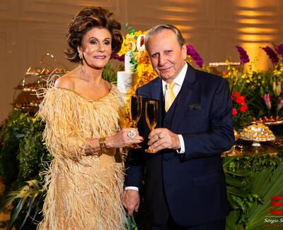 Bodas De Ouro Leila & Khalil