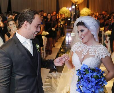 Casamento Juliane & João