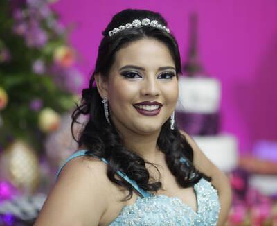 Aniversário 15 Anos Rafaela