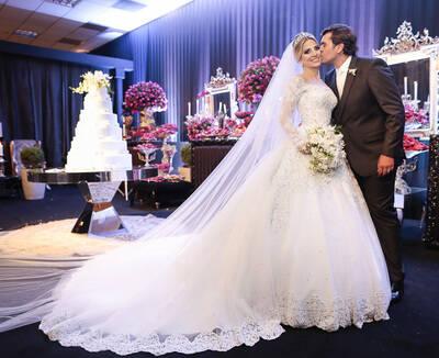 Casamento Azize & Carlos