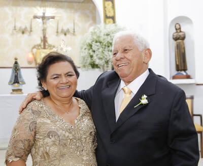 Bodas de Ouro Maria José & Arlindo