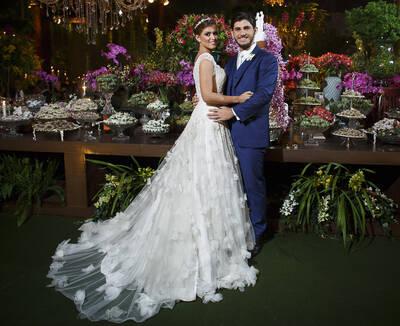 Casamento Rachel & Mickael
