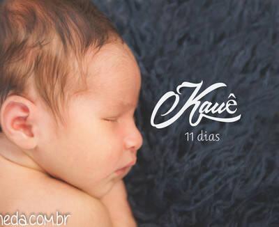 Kauê - 11 dias