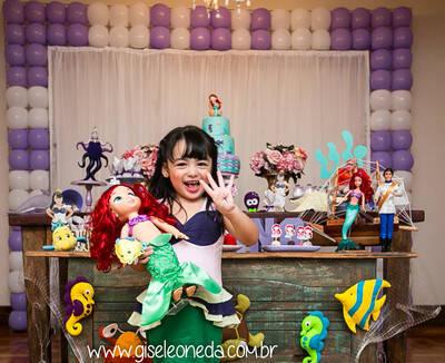 Giovana - 4 anos