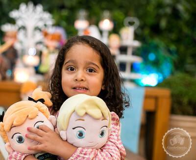 Marcela - 3 anos