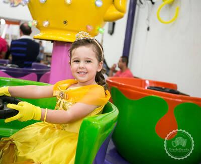 Isabella - 4 anos