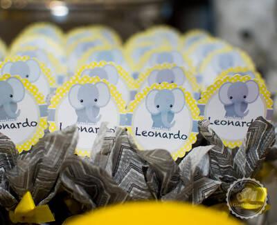 Chá de bebê do Leonardo