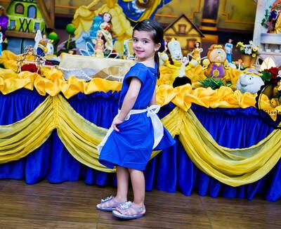 Alicia 5 anos