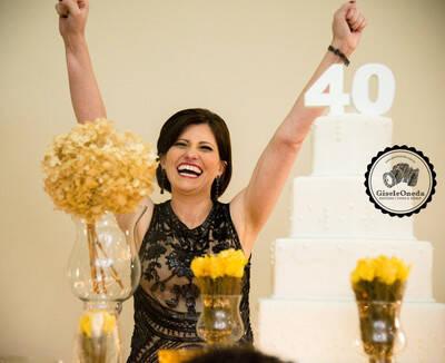 Fabiana 40 anos