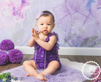 Livia - 9 meses