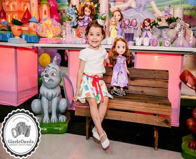 Marcella - 3 anos
