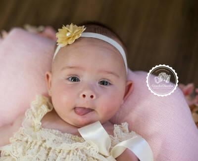 Maria Luiza - 3 meses