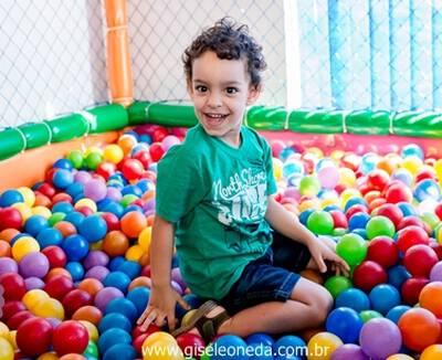 Antonio - 4 Anos
