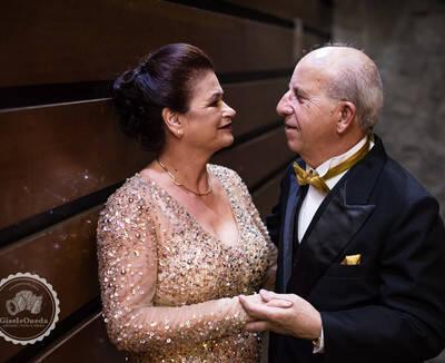 Bodas de Ouro - Rubens & Silvia