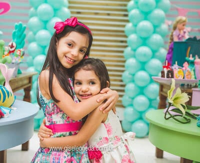 Rafaela a Ana Luisa