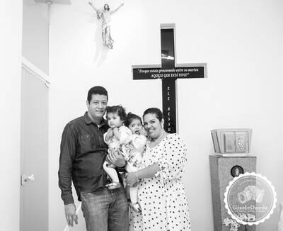 Batizado Catarina & Fátima