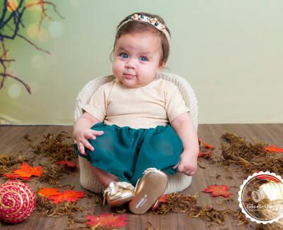 Giovana 6 meses