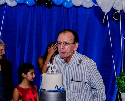 Sr. Arnaldo - 70 Anos